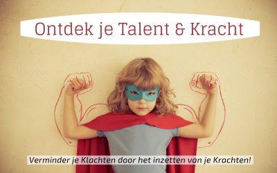 Ontdek je Talent & Kracht