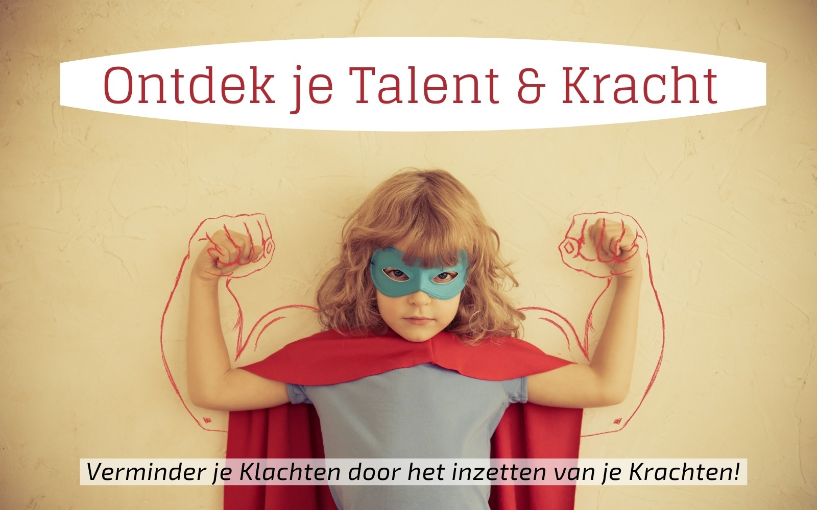 Ontdek je Talent & Kracht – Poster